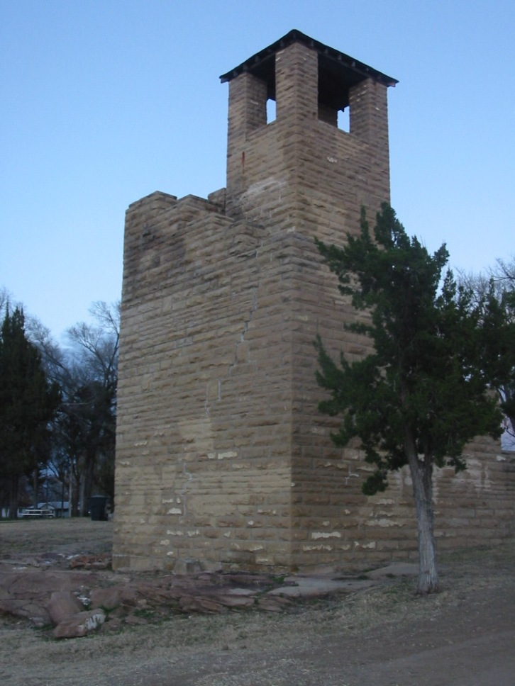 Pike's Tower, Lamar, CO