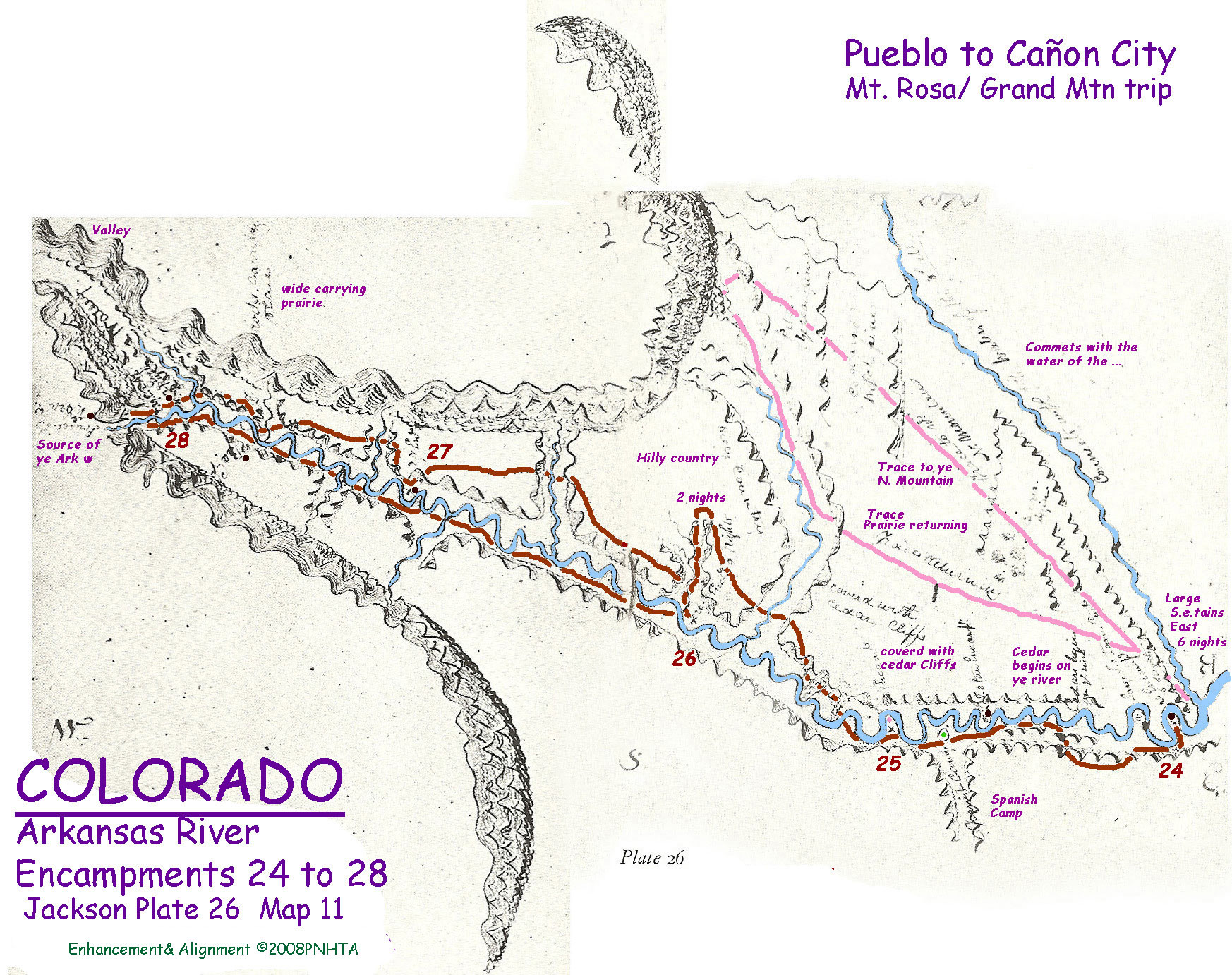 Which Peak? | Citizen Explorer: The Life of Zebulon Pike on juan rodríguez cabrillo route map, george washington route map, cabot route map, wagon train route map, juan ponce de león route map, coronado route map, juan bautista de anza route map, ferdinand magellan's route map, daniel boone route map, meriwether lewis map, sacagawea route map, benjamin bonneville route map, pike expedition map, paul revere route map, christopher columbus route map, jedediah smith route map, louis jolliet route map, james cook route map, juan de onate route map, jean nicolet route map,